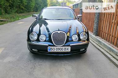 Jaguar S-Type 1999 в Тернополе