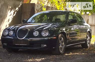 Jaguar S-Type 2001 в Первомайске