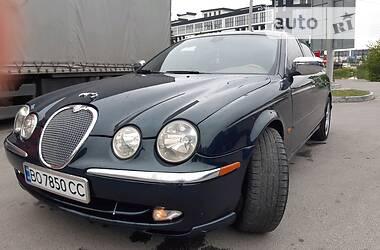 Jaguar S-Type 2000 в Тернополе