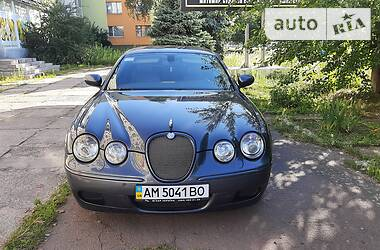 Jaguar S-Type 2007 в Киеве