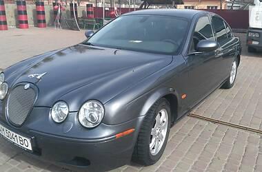 Седан Jaguar S-Type 2007 в Киеве