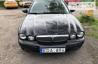 Jaguar X-Type 2004 в Львове