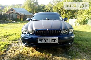 Jaguar X-Type 2001 в Новой Ушице