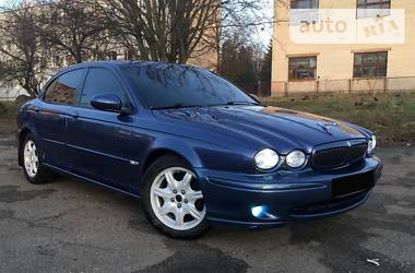 Jaguar X-Type 2005 в Львове