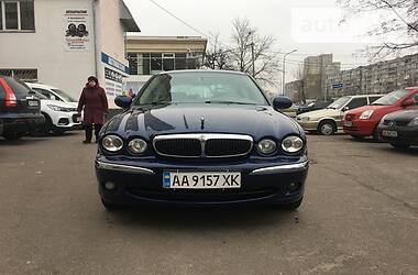 Jaguar X-Type 2001 в Киеве