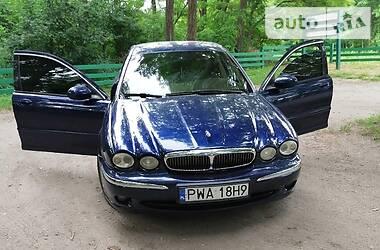 Jaguar X-Type 2003 в Каменке