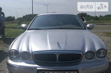 Jaguar X-Type 2001 в Львове