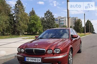 Jaguar X-Type 2001 в Запорожье