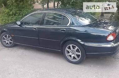 Jaguar X-Type 2002 в Киеве