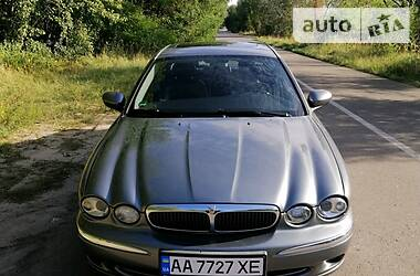 Jaguar X-Type 2002 в Киеве