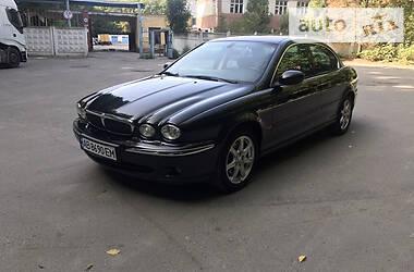 Jaguar X-Type 2002 в Виннице