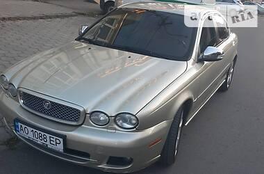 Jaguar X-Type 2009 в Ужгороде