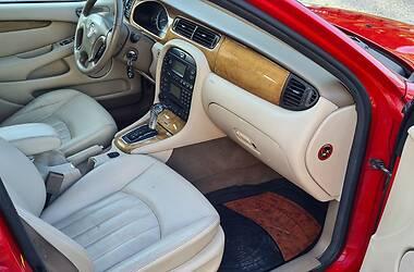 Седан Jaguar X-Type 2003 в Киеве