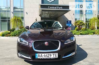 Jaguar XF TOP