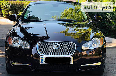 Jaguar XF 2011 в Киеве