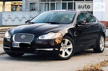 Jaguar XF 2011 в Днепре