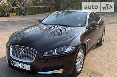 Jaguar XF 2012 в Одессе