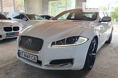 Jaguar XF 2013 в Коломые