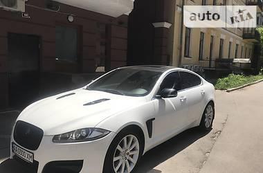 Jaguar XF 2013 в Киеве