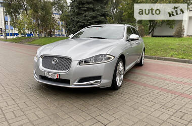 Jaguar XF 2013 в Тернополе