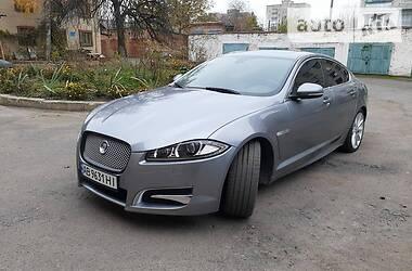 Jaguar XF 2013 в Виннице