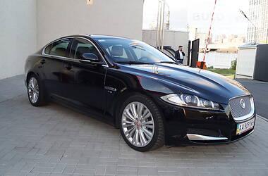 Седан Jaguar XF 2015 в Киеве