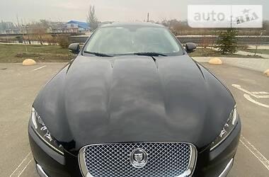 Jaguar XF 2012 в Бахмуте
