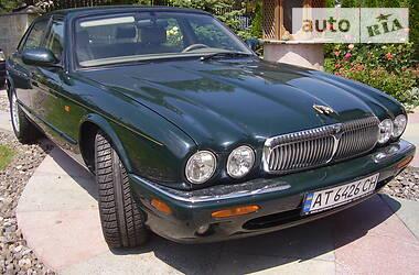 Jaguar XJ8 2000 в Богородчанах