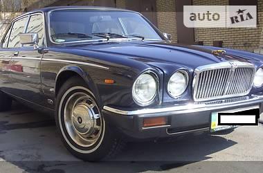 Jaguar XJ 1990 в Киеве