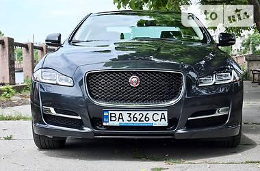 Jaguar XJ 2017 в Кропивницком