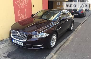 Jaguar XJ 2012 в Одессе