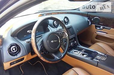 Jaguar XJL 2014 в Киеве