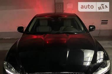 Jaguar XJL 2013 в Киеве