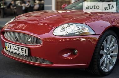 Jaguar XK 2008 в Киеве