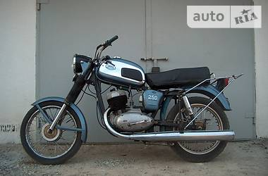 Jawa (Ява)-cz 250 1956 в Івано-Франківську