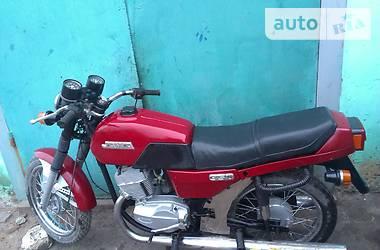 Jawa (Ява)-cz 350 1987 в Доброполье