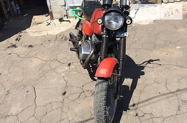 Jawa (Ява)-cz 350 1986 в Новоукраинке