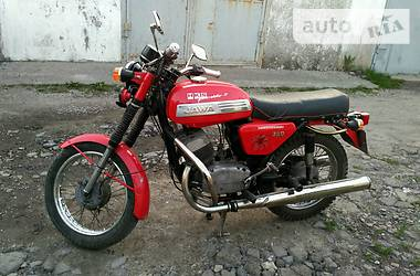Jawa (Ява)-cz 350 1987 в Жовтих Водах