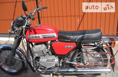 Jawa (ЯВА) 350 1986 в Нововолынске