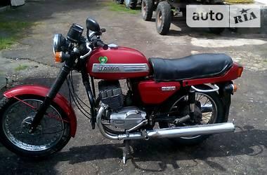 Jawa (ЯВА) 350 1984 в Житомире