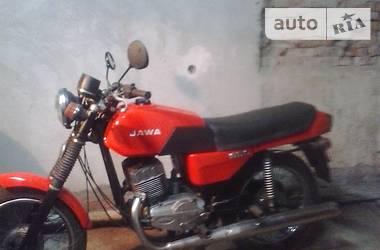 Jawa (ЯВА) 350 638 1988
