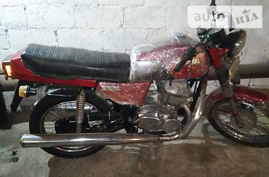 Jawa (ЯВА) 350 1993 в Днепре