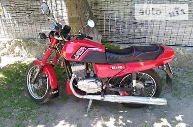 Jawa (ЯВА) 350 1986 в Бобринце