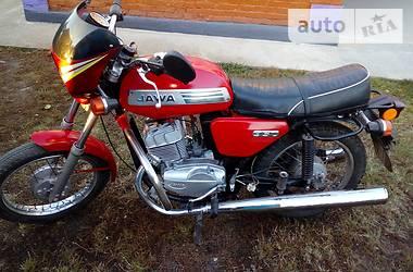 Jawa (ЯВА) 350 1986 в Калиновке
