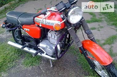Jawa (ЯВА) 350 1986 в Волновахе