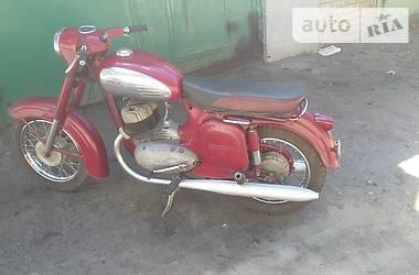 Jawa (ЯВА) 350 1968 в Вышгороде