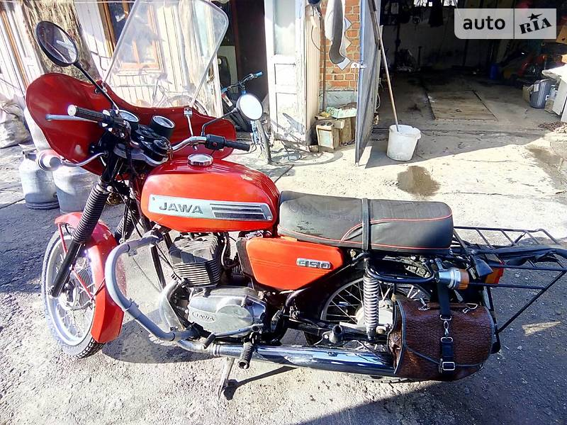 Мотоцикл Классік Jawa (ЯВА) 350 1986 в Сумах