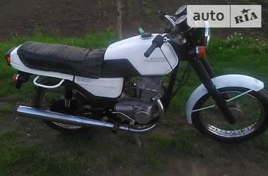 Jawa (ЯВА) 350 1976 в Сваляві