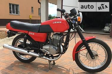 Jawa (ЯВА) 350 1993 в Броварах