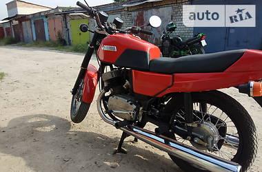 Jawa (ЯВА) 350 1986 в Черкасах